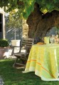 Provence Tablecloth (lemon green)