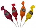 Pierrot Gourmand Mixed Fruit Lollipops (12 pieces)